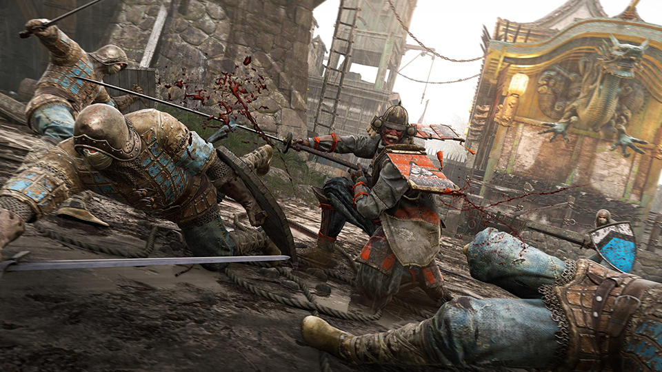 For Honor (Trailer/Gameplay)