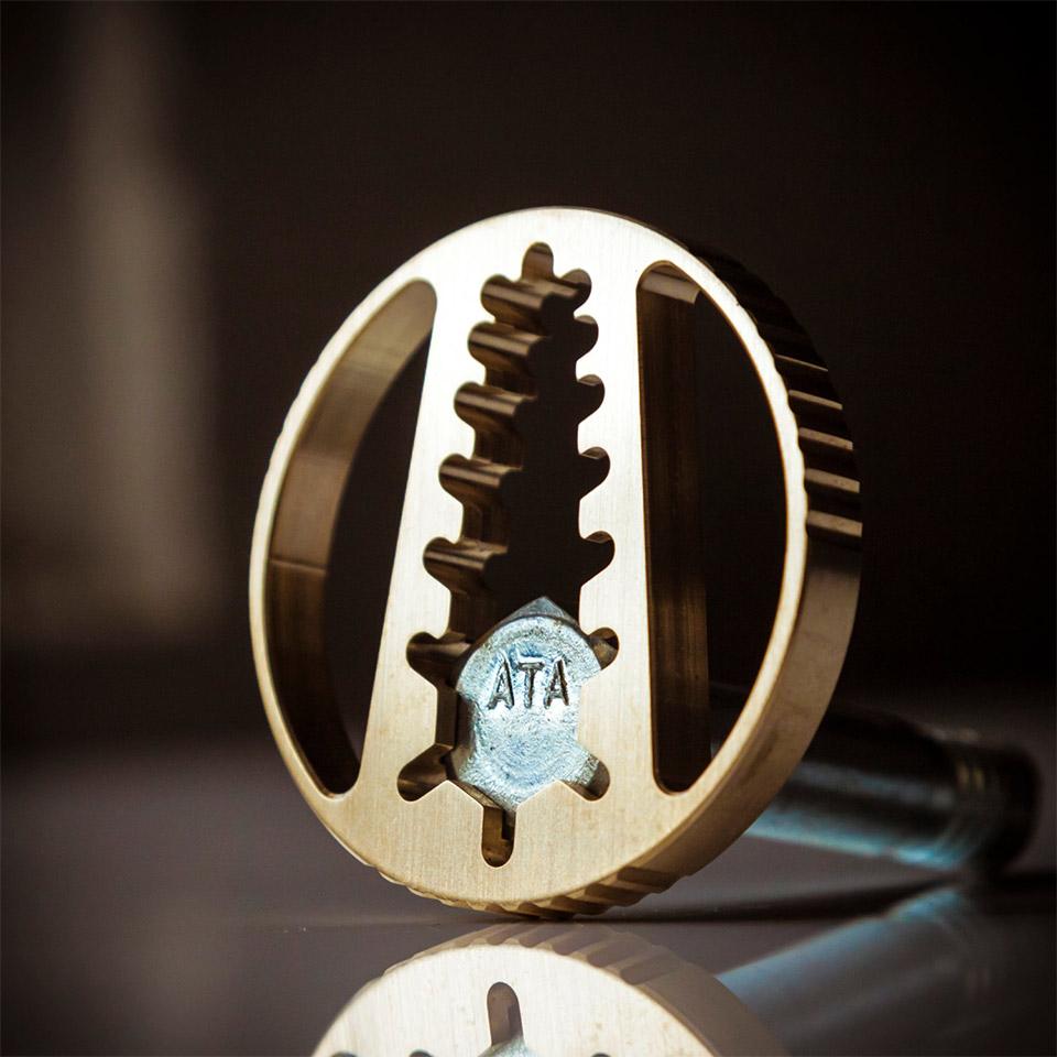 FutureRelic Keychain Wrench