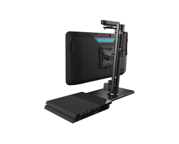 GAEMS Rail System Monitor Stand