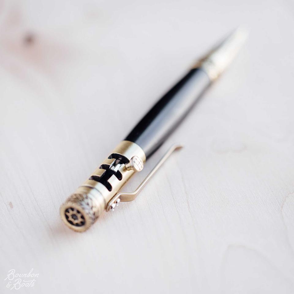 Gearhead Shifter Pen