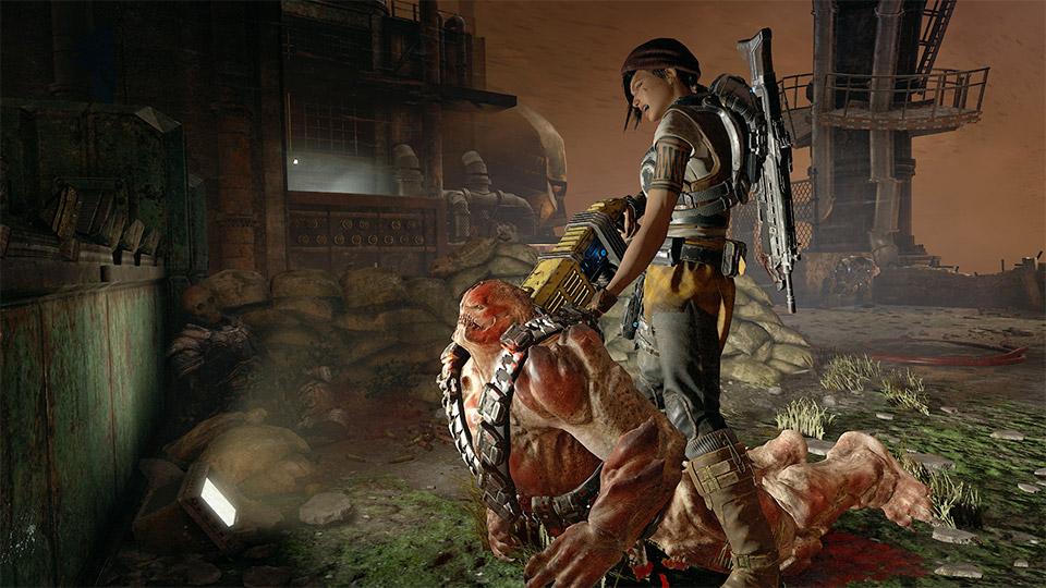 Gears of War 4 (Gameplay 2)