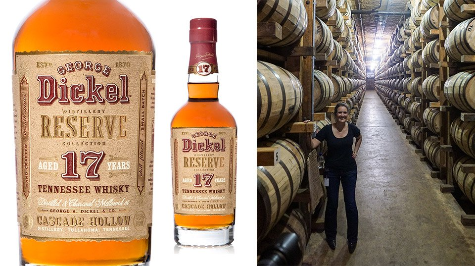 George Dickel 17-Year Whisky