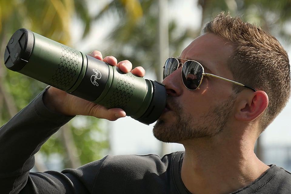 Golchi Modular Drink Bottle