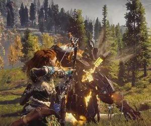 Horizon Zero Dawn (Gameplay 2)