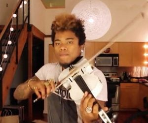Michael Jackson Violin Tribute