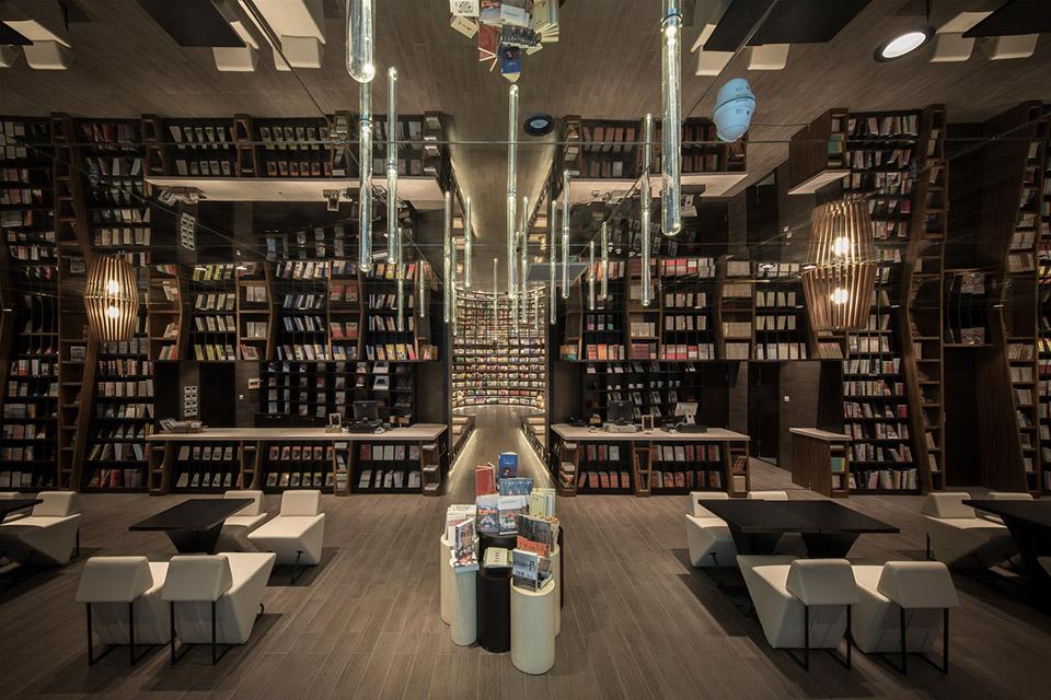 The Infinite Bookstore