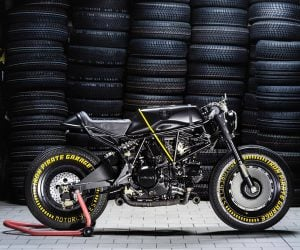 Iron Pirate Ducati SS 750 Kraken