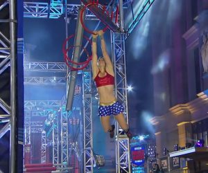 Jessie Graff: Ninja Warrior
