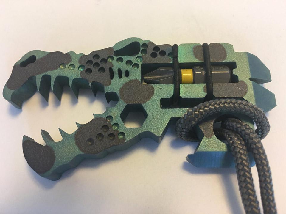 Jurassic Croc Micro Tool