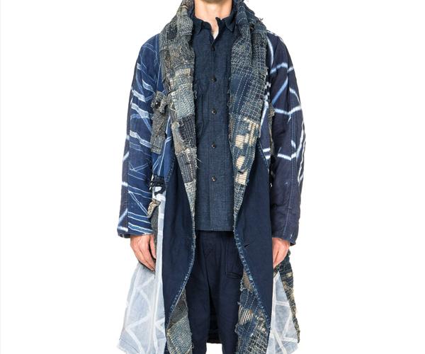 Kapital Savannah Boro Coat