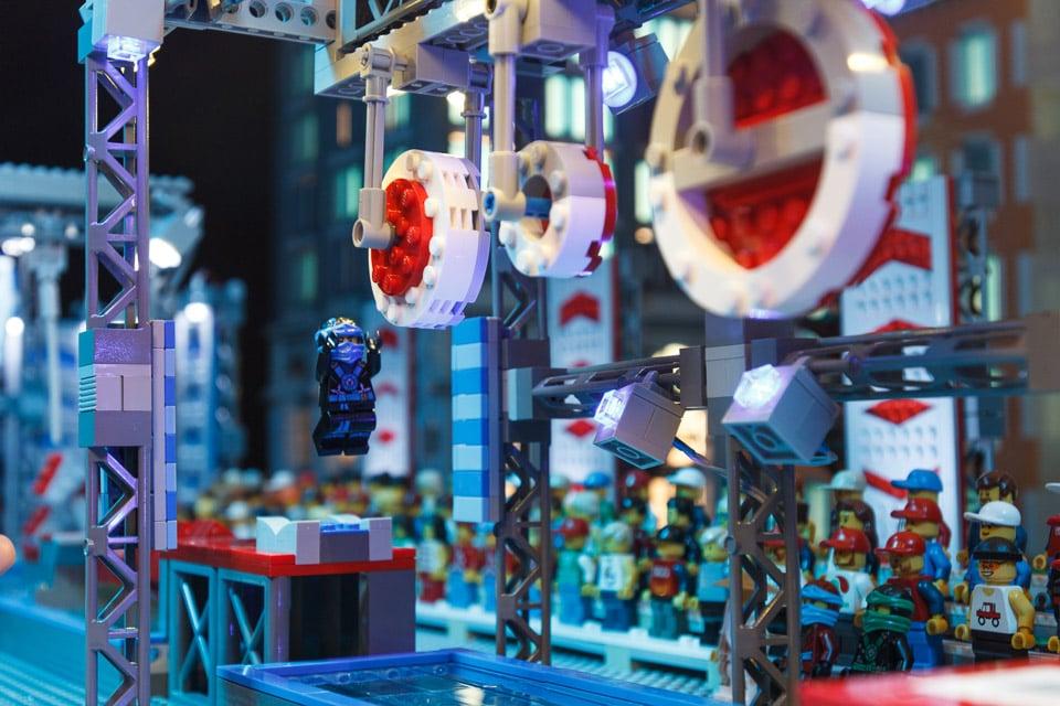 LEGO NINJAGO x American Ninja Warrior