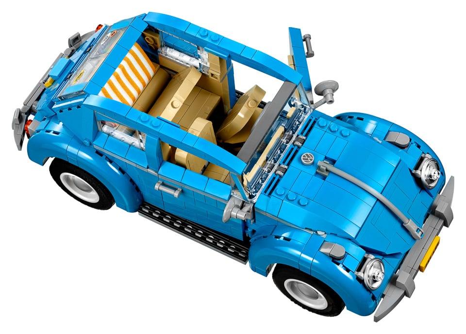 LEGO '60s VW Beetle