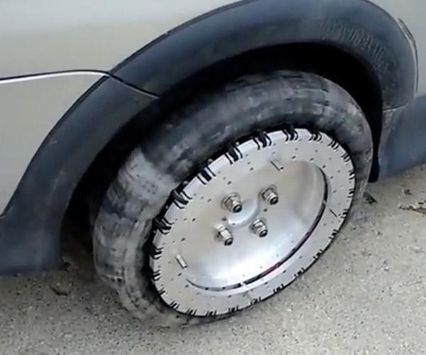 Liddiard Omni-directional Wheels