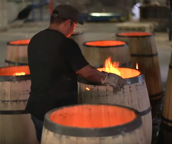 How Bourbon Barrels are Made
