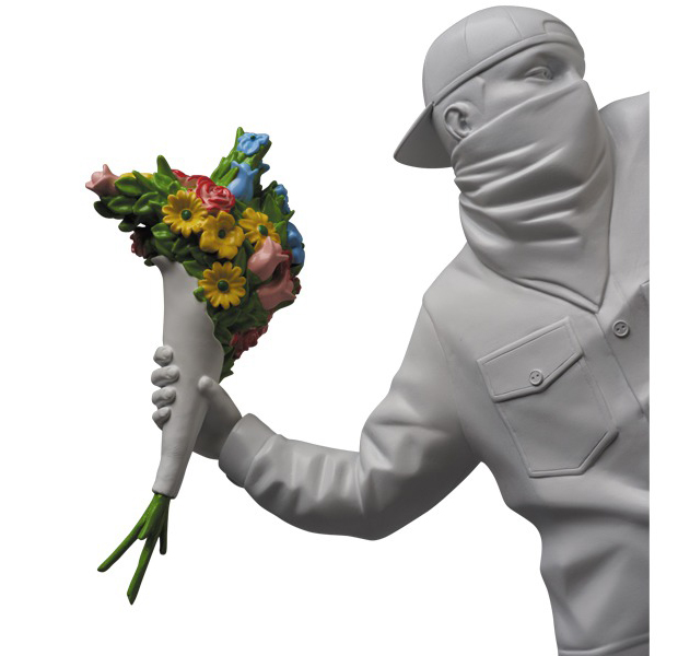 Medicom Banksy Statues