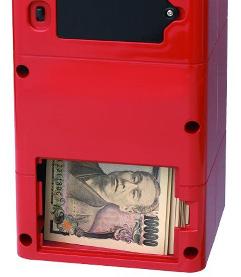 Bill Shredder Piggy Bank