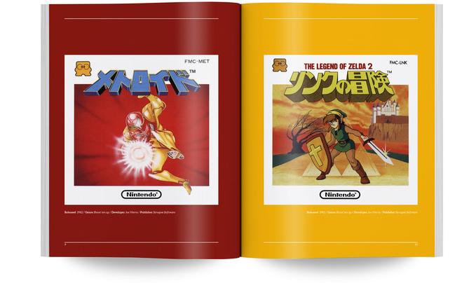 NES/Famicom Visual Compendium