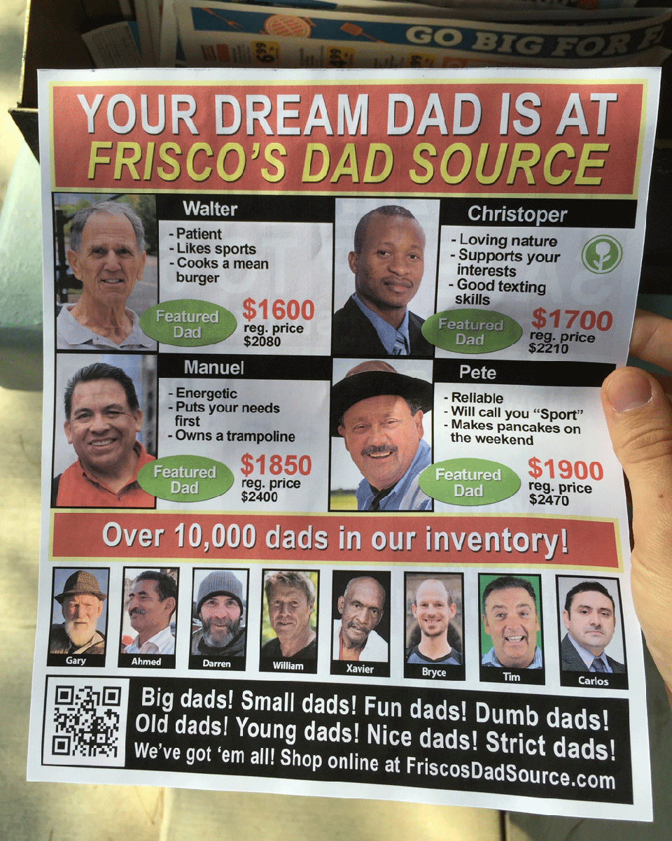 Obvious Plant's Father's Day Sale
