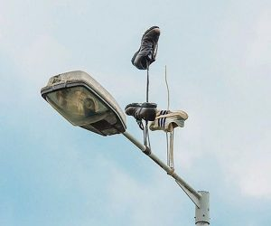 Pejac: Downside Up