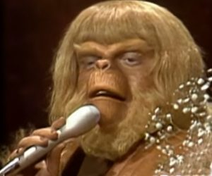Planet of the Singing Apes