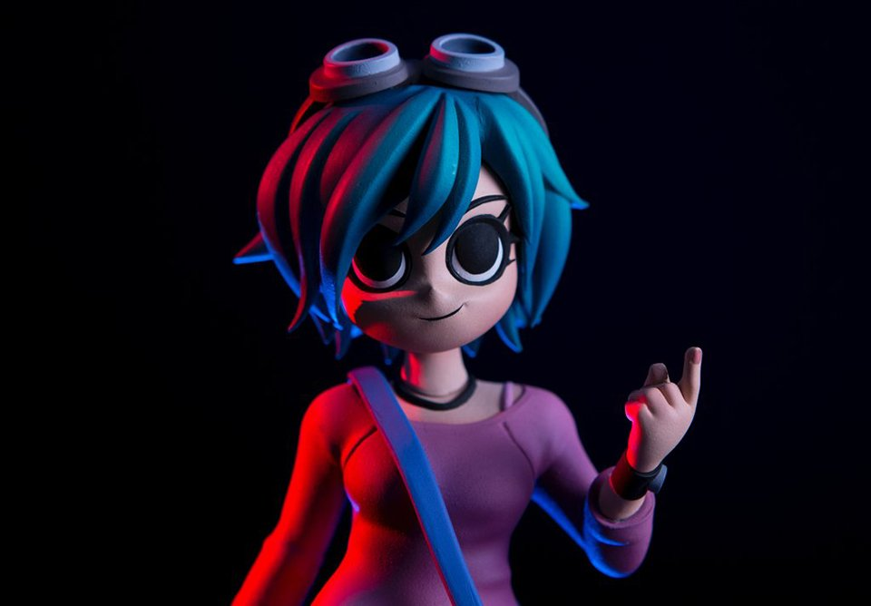 Ramona Flowers Action Figure