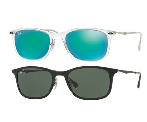 Deal: Ray-Ban New Wayfarer Light Ray