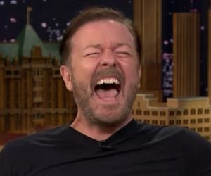 Ricky Gervais Does Impressions