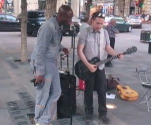 Seal & Busker: Stand by Me