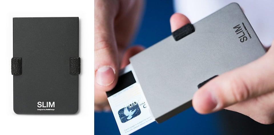 Deal: SLIM Aluminum Wallet