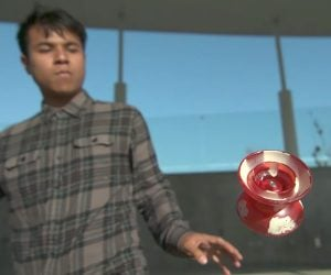 Stringless Yo-Yo Science