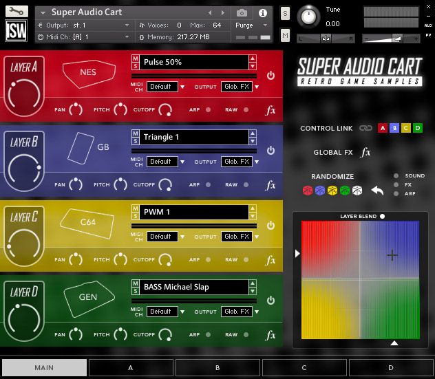 Super Audio Cart