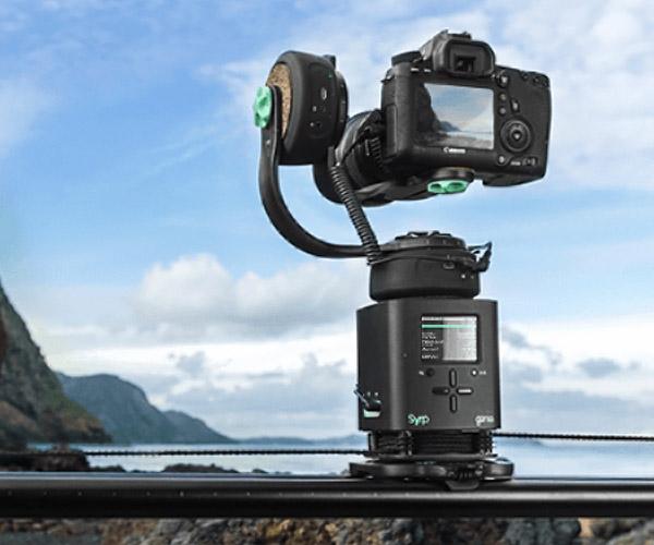 Genie Motion Control Camera Rig