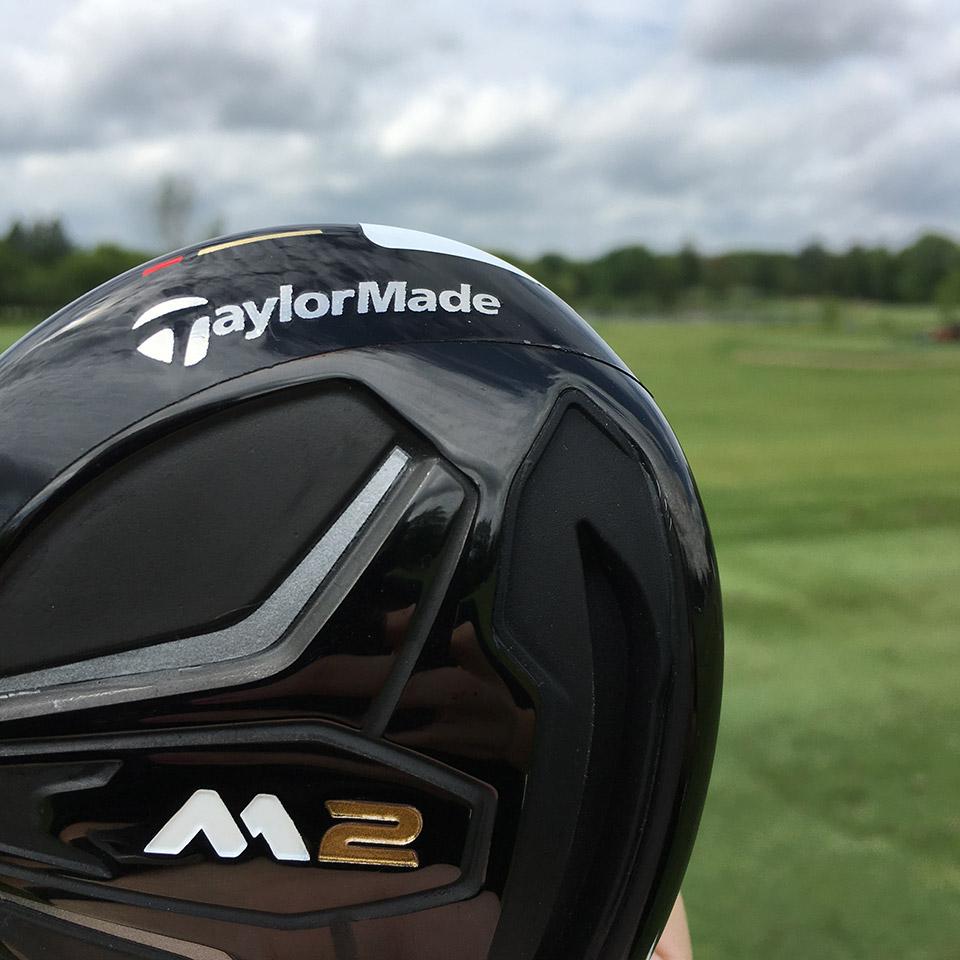 TaylorMade M2 Fairway Woods