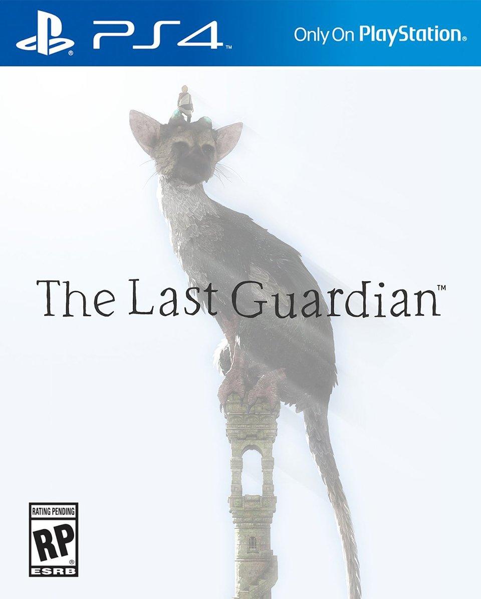 The Last Guardian (Trailer 2)