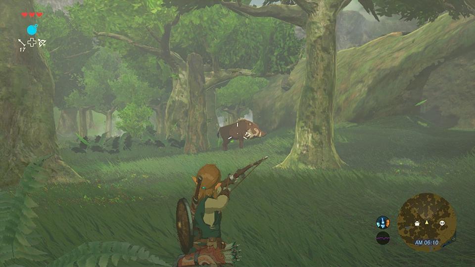 Zelda: Breath of the Wild (Gameplay)