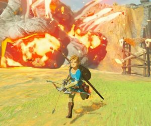 Zelda: Breath of the Wild (Gameplay)