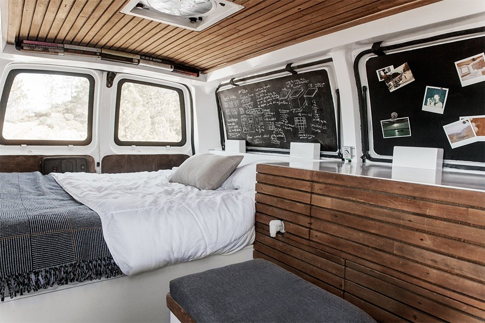Cargo Van Home/Office