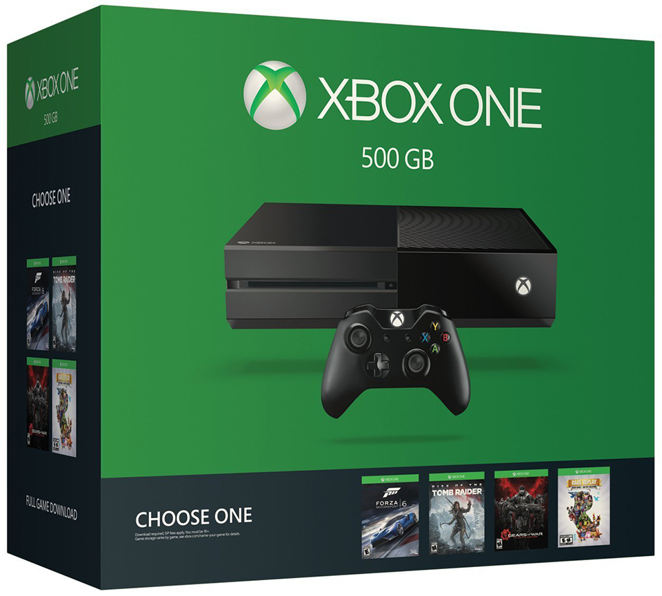 Xbox One: Now $299