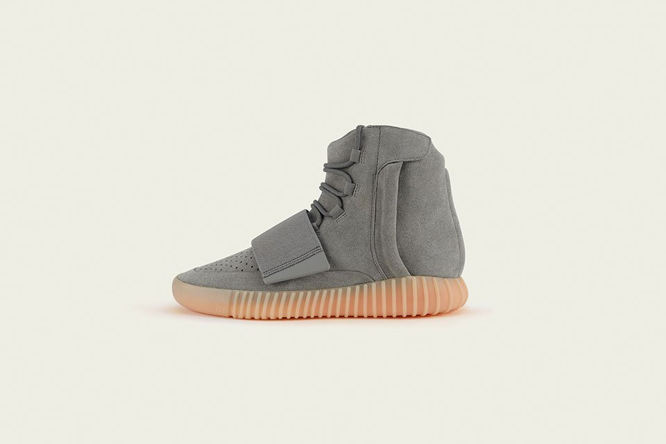 Yeezy Boost 750 Light Grey/Gum