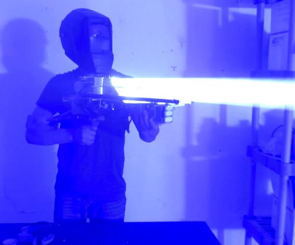 200W Laser Bazooka
