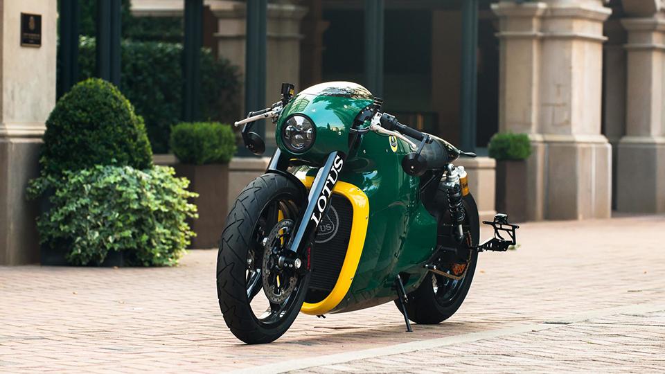 2014 Lotus C-01