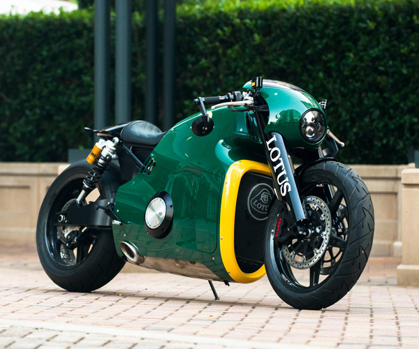 Ariel Ace Motorcycle The Awesomer
