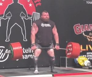 World Record Deadlift