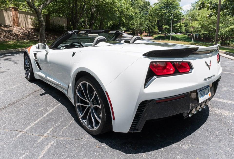 2016 Corvette Z07 >> 2017 Chevrolet Corvette Grand Sport