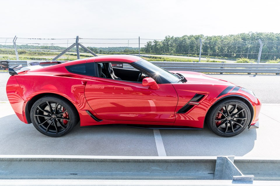 2017 Chevrolet Corvette Grand Sport - The Awesomer