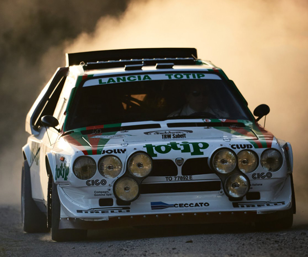 Lancia Delta S4: A Ballet of Brutality