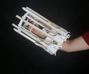 DIY Rubber Band Gatling Gun