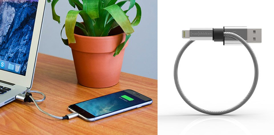 Deal: Armour Loop Charging iOS Cable