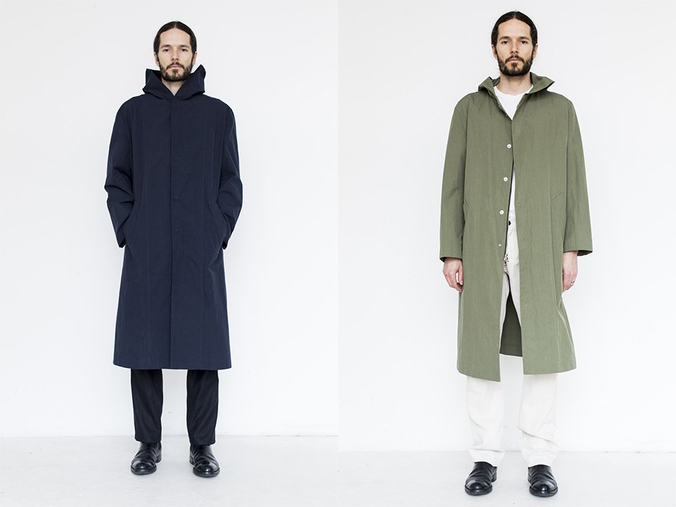 Assembly New York Hoodcoat