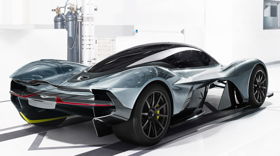 Aston Martin Red Bull Am Rb 001 The Awesomer